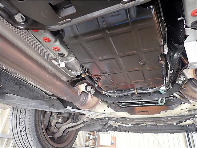 メルセデスベンツE63AMGのATF油量調整完了