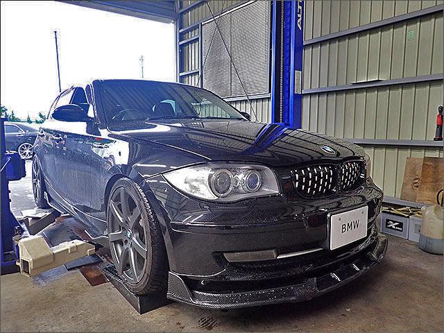 BMW1シリーズ(E87)ATF交換