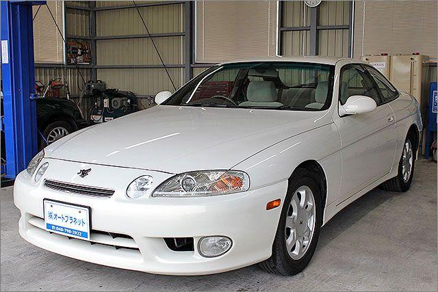 トヨタ ソアラ 3.0GT ホワイトパール