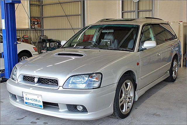 スバル レガシーツーリングワゴン GT-B E-tune No.20