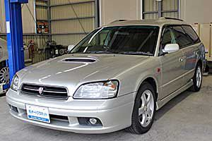 スバル レガシーツーリングワゴン GT-VDC No.21