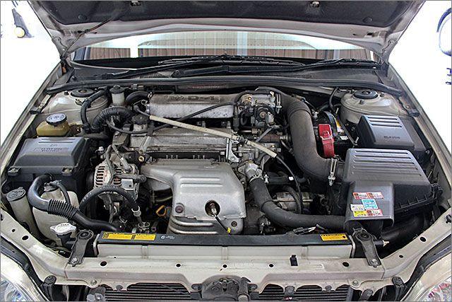 エンジン、ミッション良好!オイル漏れもございません。