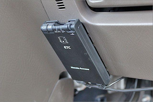 ETC装備!高速道路の出入りもスムースにで快適です