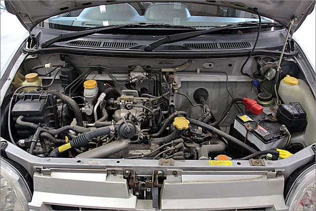 エンジン、ミッション良好・オイル漏れもございません
