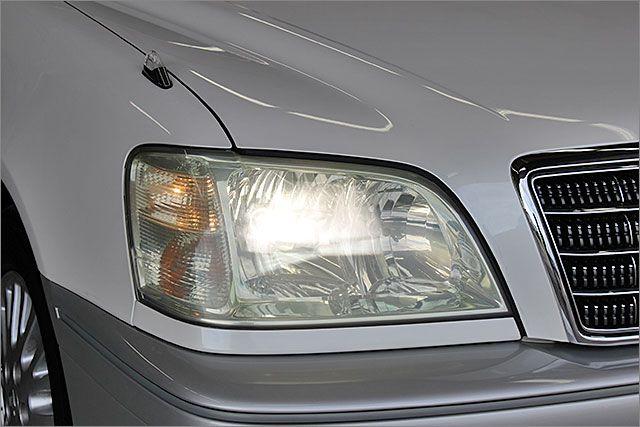 明るいHIDヘッドライト