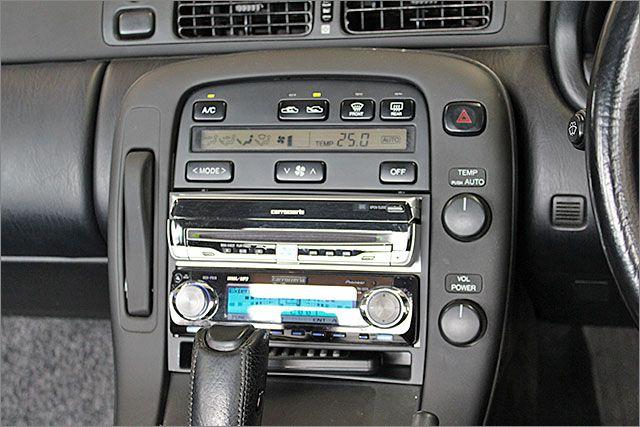エアコンOKです。CD、ラジオがご使用できます。