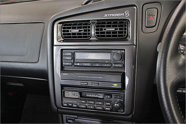 エアコンOKです。カセットとラジオが使用できます。