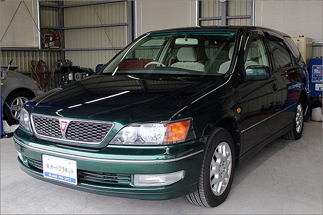 トヨタ ビスタアルデオ 200 Sエディション 純正ナビ付き