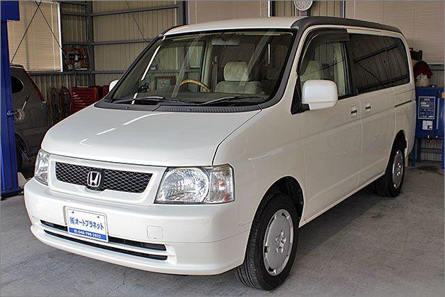 ホンダ ステップワゴン 4WD No.2