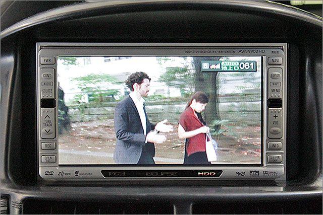 そして地デジが視聴でき、DVDビデオも再生できます。