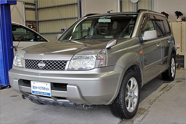 ニッサン エクストレイル 4WD X No.4