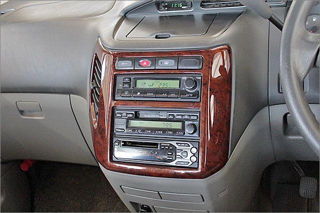 カセット、ラジオが使用できます。