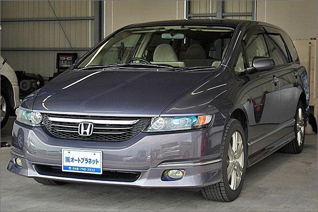 ホンダ オデッセイ M 4WD No.9