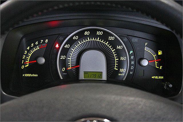 走行距離管理システムを導入済、あんしんの実走行です。