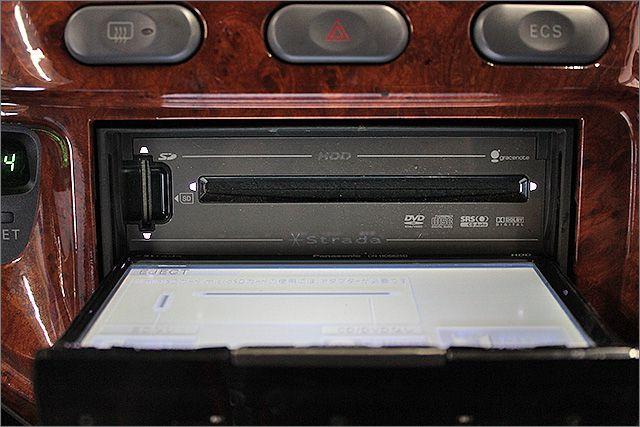 DVD再生可能です!ロングドライブをお楽しみ頂けます!