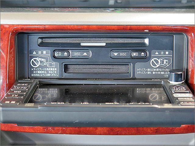 CD,ラジオが使用できます。
