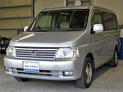 ホンダ ステップワゴン 4WD K No.04