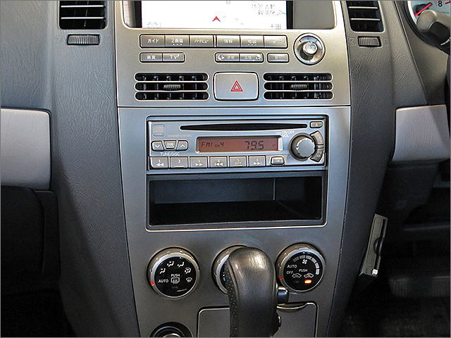 CD、ラジオがご使用できます。
