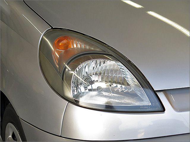 HIDヘッドライトにも変更可能、料金25000円~です。