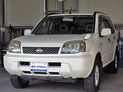 ニッサン エクストレイル 4WD STT No.07