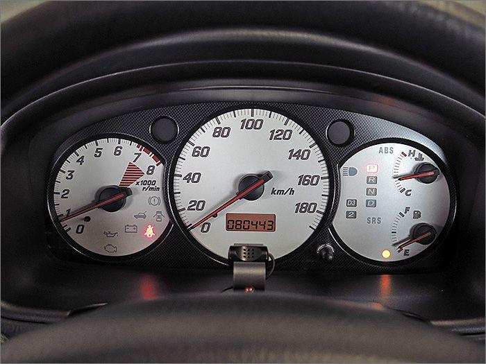 走行距離管理システムを導入済、実走行です。
