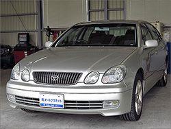 トヨタ アリスト 後期モデル S300ベルテックスED No.06