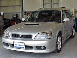 スバル レガシーツーリングワゴン GT-VDC No.37