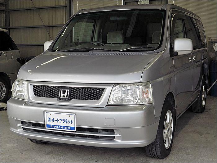 車両状態良好のステップワゴンです。装備はETC、キーレス、アルミ、HIDライト付き。