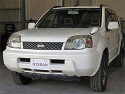 ニッサン エクストレイル 4WD X No.09