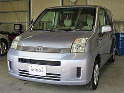 ホンダ モビリオ 4WD W HDDナビファインエディション No.01