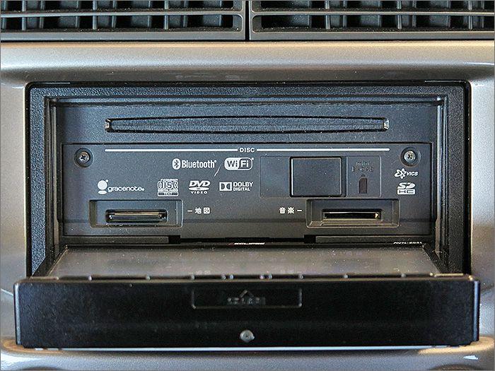 CD、ラジオが使用できます。