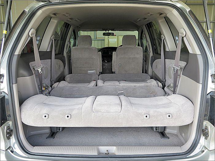 車内泊も楽しむことができます。