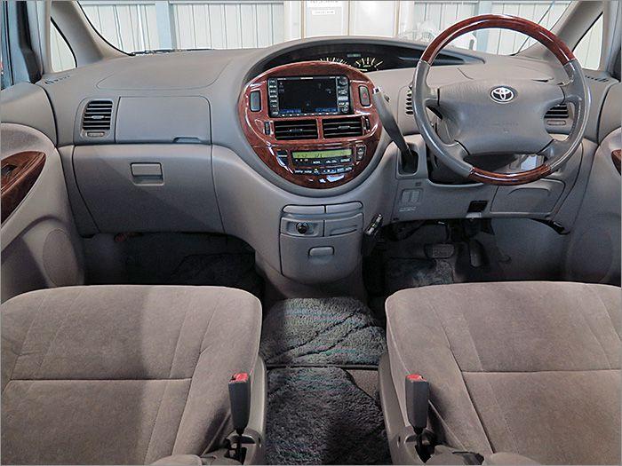 車内は清潔で気になるような匂いはありません。