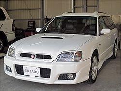 スバル レガシーツーリングワゴン GT-B E-tune No.42