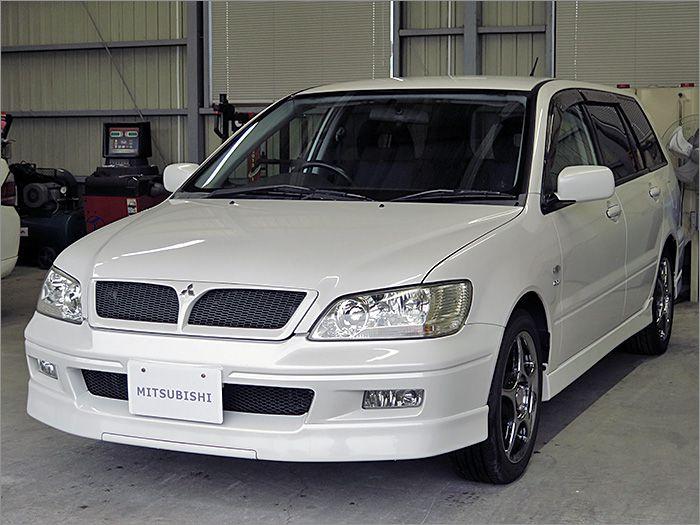 車両状態良好のランサーセディアワゴンです。装備はDVDナビ、CD、キーレス、エアロ、アルミ、HIDライト付き。