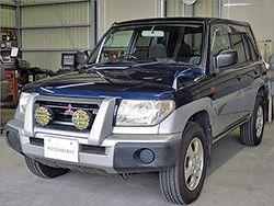ミツビシ パジェロイオ 4WD ZR No.01