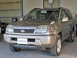 ニッサン エクストレイル 4WD XT No.11