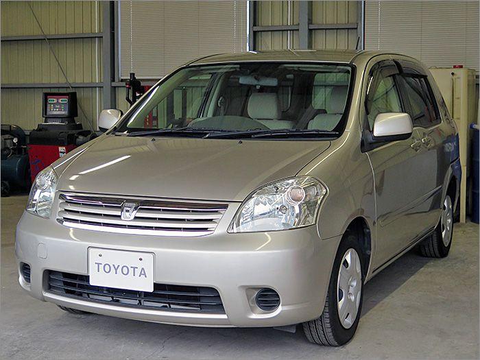 車検が2年付いてこの価格!車両状態良好のラウムのご紹介です。