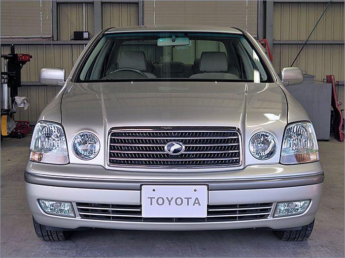 車検が2年付いてこの価格!車両状態良好のプログレのご紹介です。