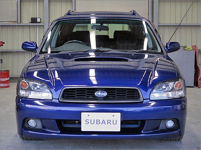 車検が2年付いてこの価格!車両状態良好のレガシーツーリングワゴンのご紹介です。