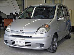 トヨタ ファンカーゴ 1.3X No.13