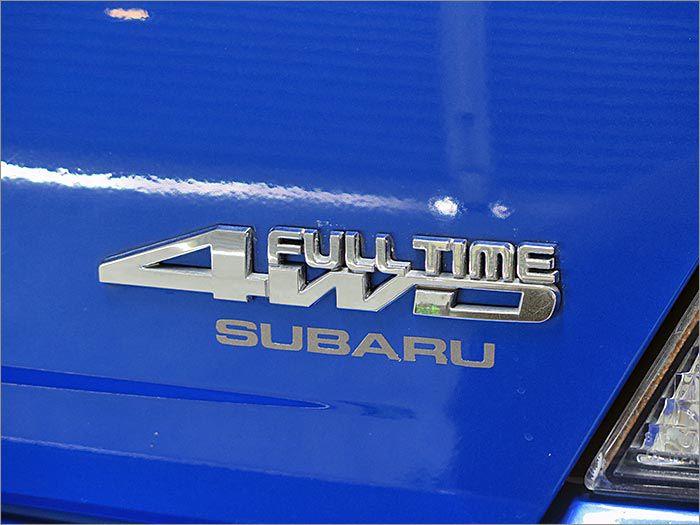 フルタイム4WDとなります。