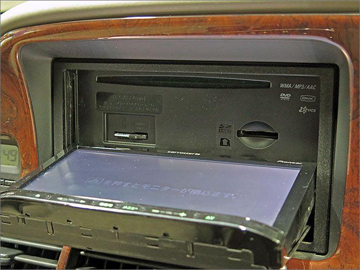 DVDの再生とCD、ラジオが使用できます。