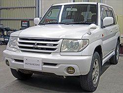 ミツビシ パジェロイオ ZR 4WD No.02