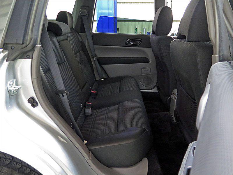 後部座席なんかは、ほぼ使用されていなかったように感じますよ。