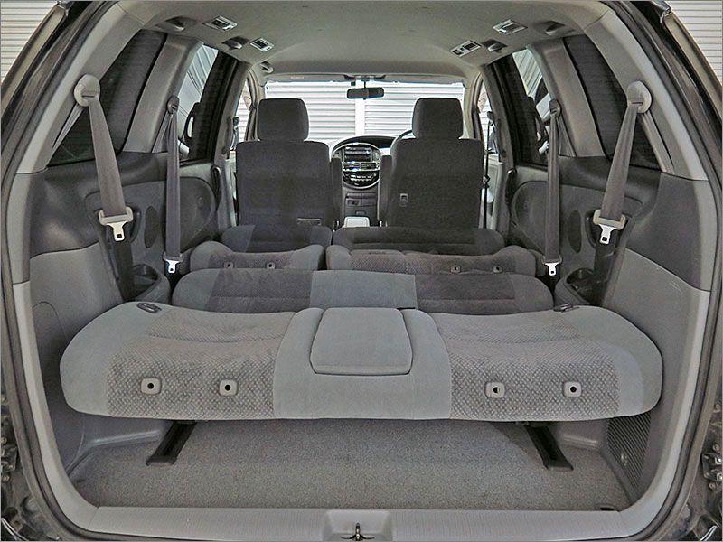 車内泊も楽しめますよ。