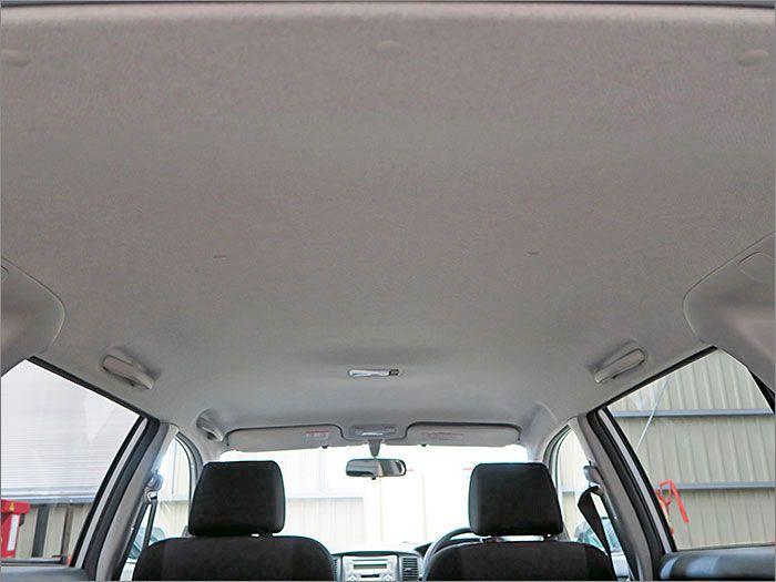 天井もきれいな状態ですよ。