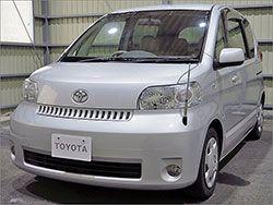 トヨタ ポルテ 150r No.08
