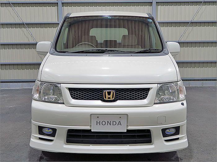 車両状態良好のステップワゴンです。装備は自動ドア、HDDナビ、CD、地デジ、ETC、キーレス、エアロ、アルミ、HIDライト付き。