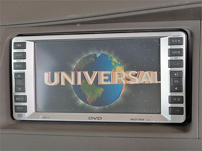 DVDビデオ見れます。